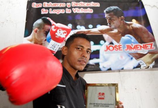 José Jiménez. Foto: Julio Castaño.